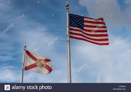 Us Flags Com The Florida State Flag And The Us Flag The Starts And Stripes