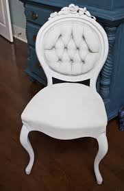 paris grey chalk painted chair the zero dollar diy challenge 2
