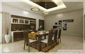 kitchen and dining interiors kerala home design and dining hall