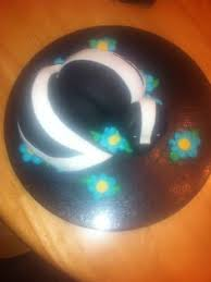 skunk birthday cake from http www thecasualgourmet com wedding