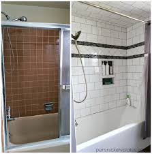 persnickety house bathroom before and after photos persnickety