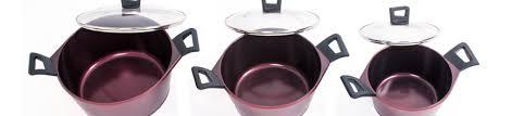 batterie de cuisine pradel collection revêtement anti adhérent céramique pradel
