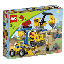 lego duplo quarry 5653 toys