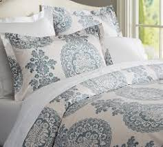 Royal Blue Comforters Blue Bedding Pottery Barn