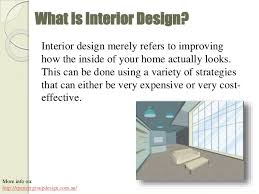 How To Be A Interior Designer What Is An Interior New What Is Interior Design Bathrooms Remodeling