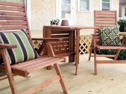 Wooden Patio Furniture Patio 61 Wood Patio Table Wood Outdoor Furniture Made From