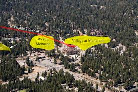 Mammoth Map Mammoth View Villas Condominiums In Mammoth Lakes Search Homes
