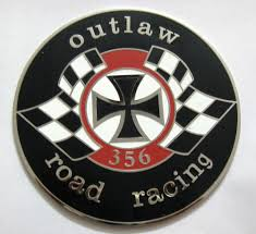 jaguar grill outlaw 356 road racing car grill badge emblem mg jaguar triumph