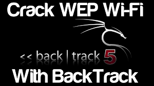 how to wep wi fi networks with backtrack kali linux youtube