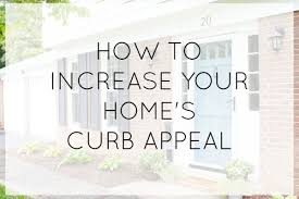 How To Give Your House Curb Appeal - increase your curb appeal to sell your home the inspired hive