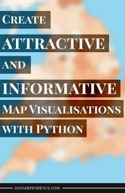 Define Political Map Creating Attractive And Informative Map Visualisations In Python