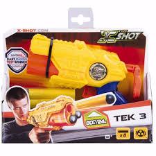 nerf car gun zuru x shot like nerf tek 3 foam dart gun toy with 8 darts kids