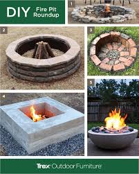Concrete Fire Pit Exploding by Warm Up With A Diy Fire Pit Living Outdoors
