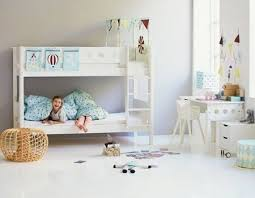 Flexa Bunk Bed Flexa Bunk Bed White With Ladder Interismo Uk