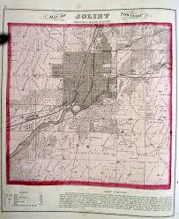 Illinois Township Map by Will County Ilgenweb