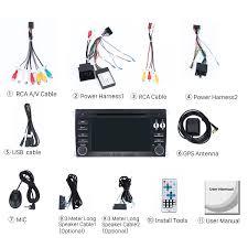 2003 2011 porsche cayenne android 5 1 1 radio gps dvd player
