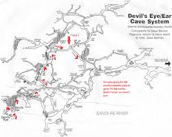 Florida Springs Map States Of Immersion A Florida Cave Diving Adventure Ginnie