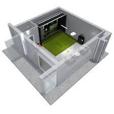full swing s4 golf simulator game room guys