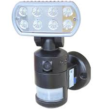 motion light security camera versonel nightwatcher recording motion light vslnwp702b refurbished