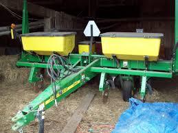 John Deere 71 Planter by William Kent Inc Wny U0027s Leading Auctioneer Appraiser U0026 Real