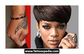 rihanna chest tattoo 04