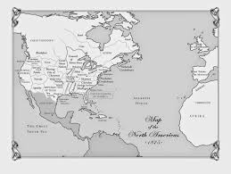 New Spain Map by Alternate History Weekly Update Maps Of The United Nations Of America