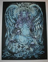 godmachine white widow poster marijuana strain 2014 glow in the