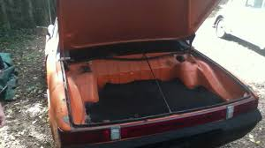 porsche trunk 914 porsche gets it u0027s trunk opened for the first time in over 5