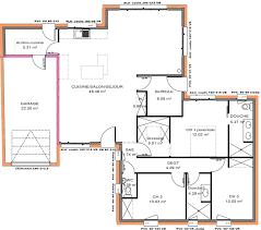 plan de maison 6 chambres plan maison chambres plain pied rsultat de recherche dimages pour