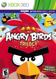 amazon angry birds trilogy xbox 360 video games