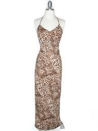 leopard print tank jersey maxi dresses sung boutique l a
