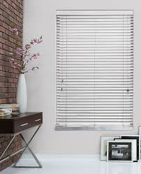 Gray Blinds 2 Inch Wood And Faux Wood Blinds The Shade Store