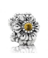 black friday pandora sale pandora citrine floral november yellow birthstone black