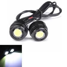 led lights for motorcycle for sale 2pcs 12v 3w motorcycle led daylight daytime running fog l sale