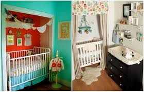 Nursery Furniture For Small Spaces - 25 hacks to make room for a baby in your tiny home