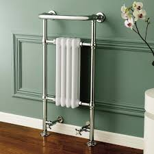 Towel Rails For Small Bathrooms Aa85 952x405mm Small Traditional White Towel Rail Radiator