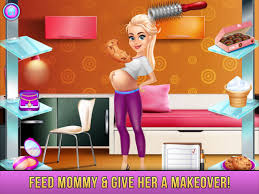 Game My New Room - my new baby story on the app store