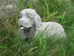 Statues For Home Decor by Spaniel Dog Statue Concrete Spaniel Cement Statues Figures
