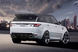 range rover back 2015 range rover sport with enhanced attractiveness
