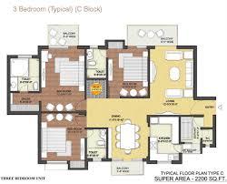 floor plan tulip ace