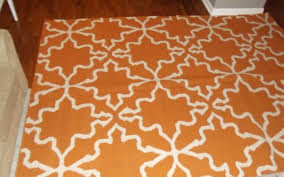 Orange Area Rug 8x10 Burnt Orange Rug Area Rugs Ikea With Different Colors And Styles