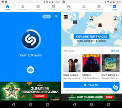 Famous Thanksgiving Songs 5 Android Music Recognition Apps Compared Which Got The Most