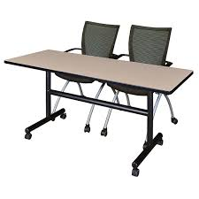 training chairs with tables kobe flip top training table apprentice chairs sets schoolsin