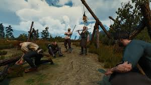Mob Of The Dead Map Lynch Mob Witcher Wiki Fandom Powered By Wikia