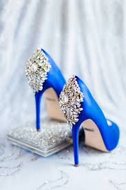 blingy bridal shoes by badgley mischka mon cheri bridals