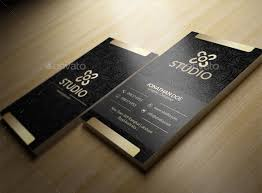 Studio Visiting Card Design Psd 25 Black Business Cards U2013 Free Printable Psd Eps Word Pdf