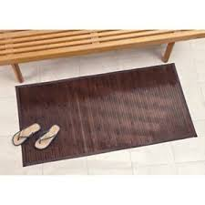 2 X 4 Kitchen Rug Mocha Bamboo Floor Mat 2x4 Ft Kitchen Bamboo Rug Wood Bamboo Roll