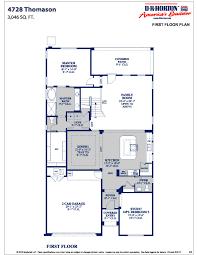 Dh Horton Floor Plans Dr Horton Homes Floor Plans U2013 Gurus Floor