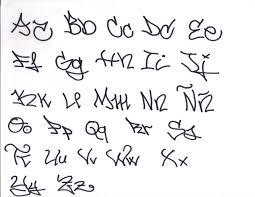 graffiti letter a graffiti sample