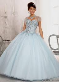 baby blue quinceanera dresses quinceanera dresses baby blue and white 2016 2017 b2b fashion